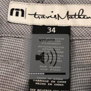 Travis Mathew Men's shorts size 34 nwt